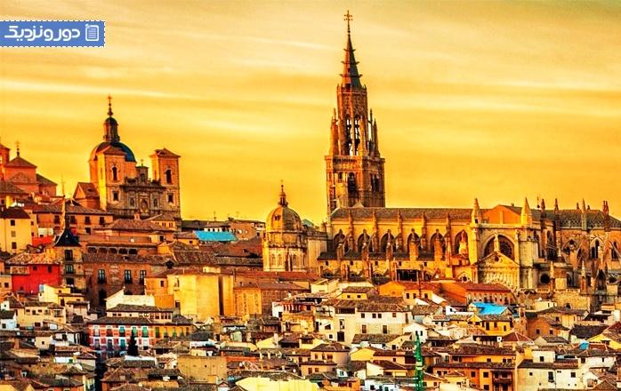 رستوران های مادرید اسپانیا