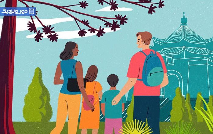 بهترین مکانهایی در آسیا که میتوان با خانواده به آنجا سفر کرد