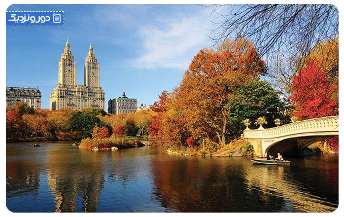 سفر به ۱۰ شهر جهان که پاییز بسیار زیبایی دارند