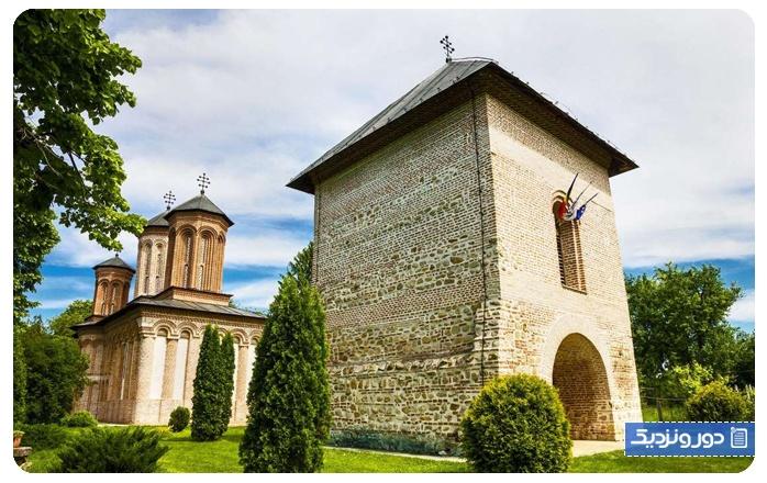 دراکولا خون آشام صومعه اسناگف بخارست