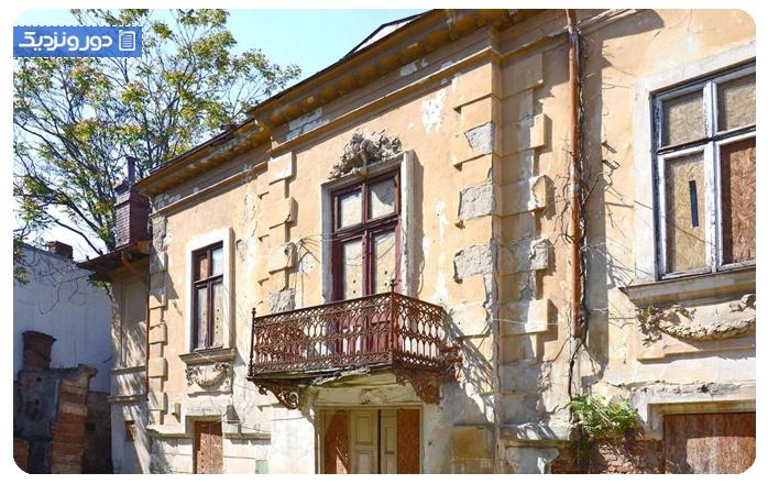 دراکولا خون آشام موزه دراکولا در بخارست