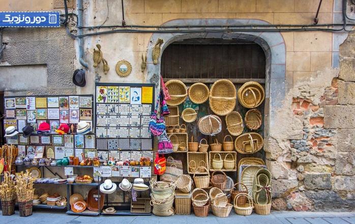 راهنمای خرید در اسپانیا