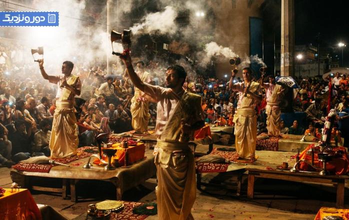 زیباترین شهرهای هندوستان