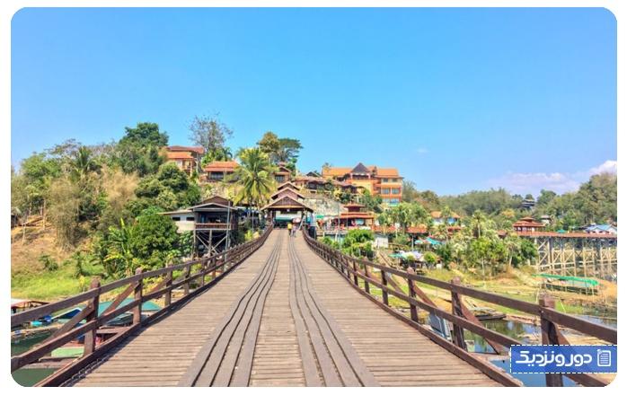 جاذبه های گردشگری تایلند - زیبا ترین شهرهای تایلند سنگلابوری