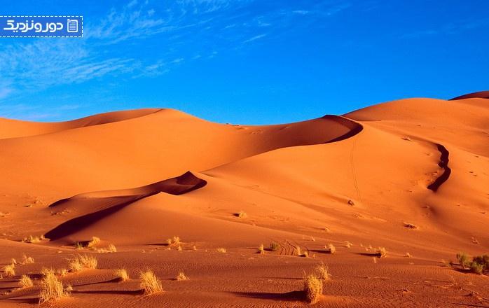 زیباترین مکان های آفریقا