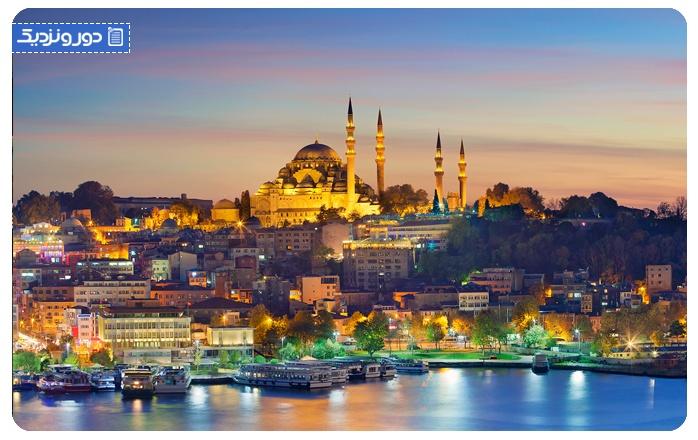 ویزای ترکیه