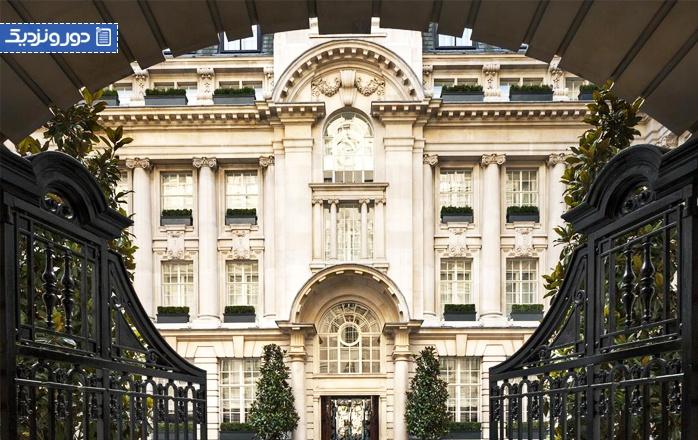 هتل های لوکس و ۵ ستاره در لندن