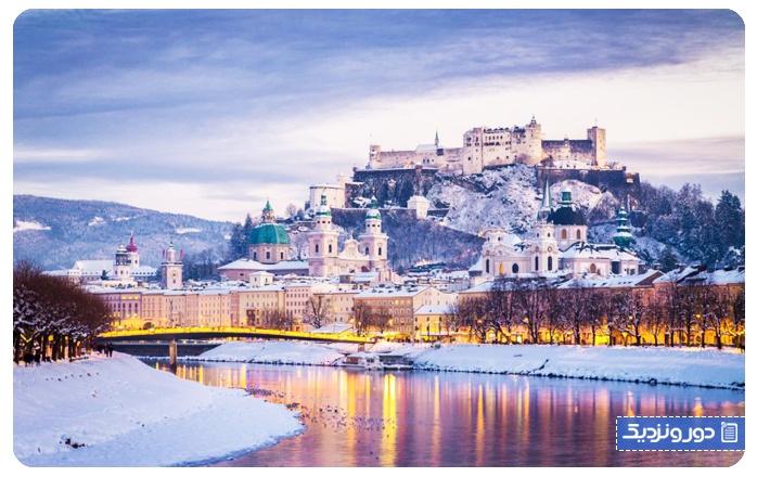 واندرلند زمستانی سالزبورگ، اتریش