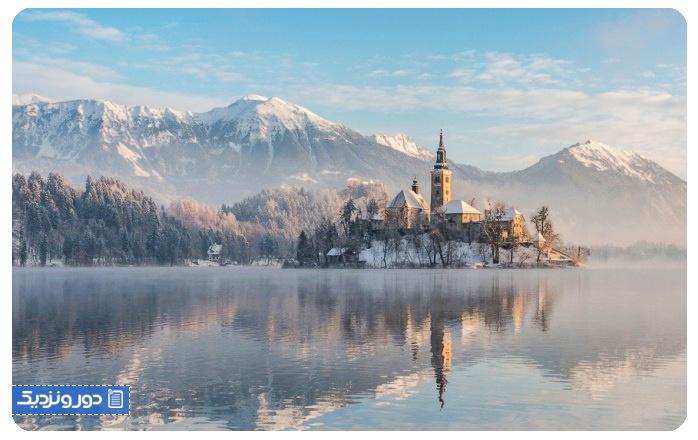 واندرلند زمستانی بلد، اسلوونی