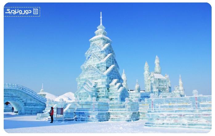 واندرلند زمستانی هاربین،چین
