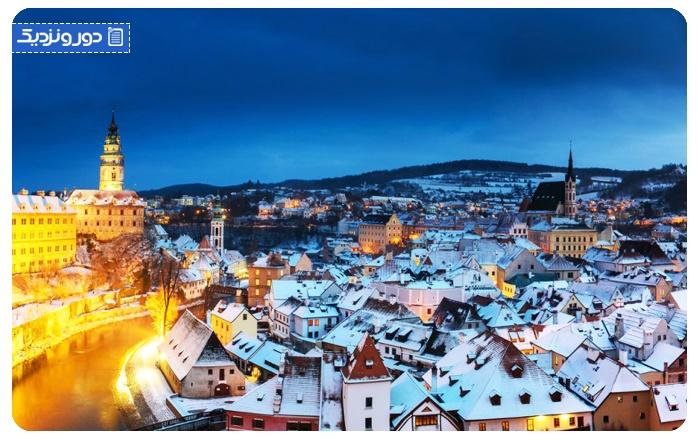 واندرلند زمستانی سسکی کروملو، جمهوری چک