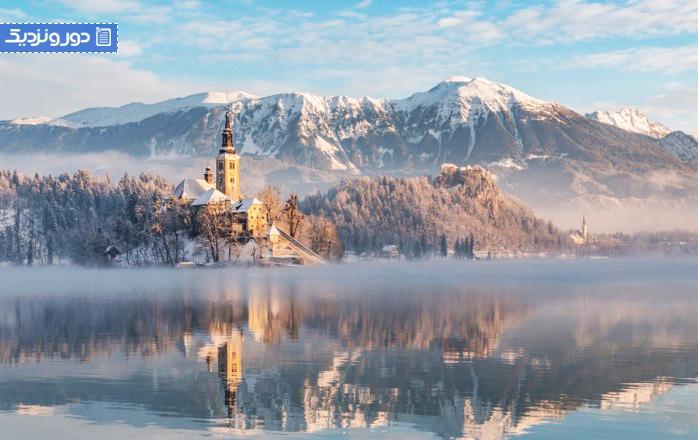 ۱۱ واندرلند زمستانی در سراسر دنیا