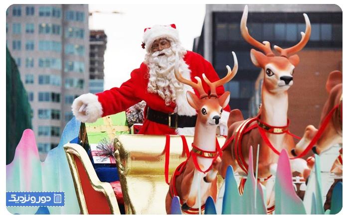 روزهای کریسمس تورنتو