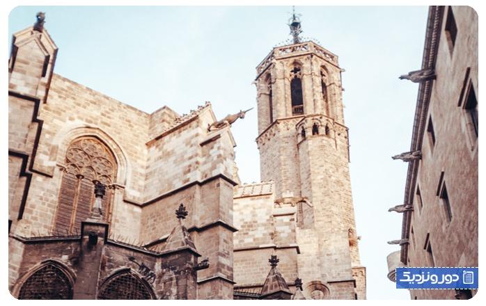 بارسلونا تور معماری
