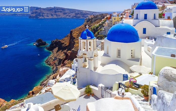 اقامت یونان مهاجرت به یونان