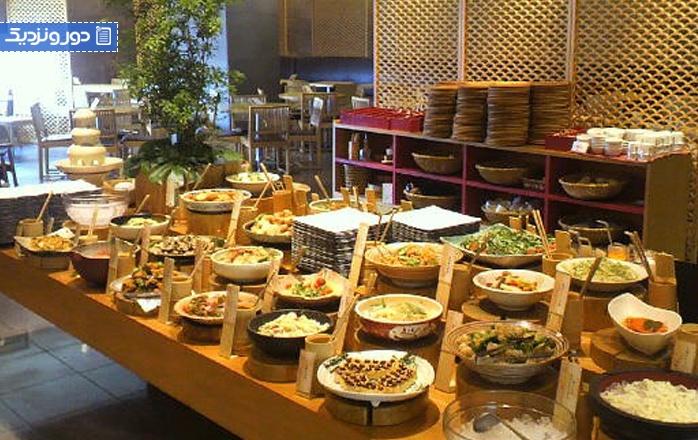 رستورانهای گیاهی اوساکا ارگانیک