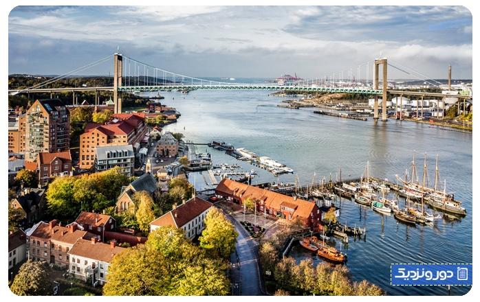 مهاجرت به سوئد از طریق دریافت ویزای ازدواج