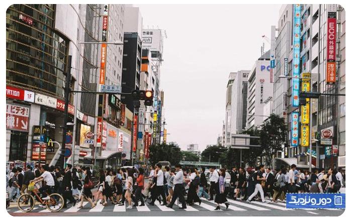 مهاجرت به ژاپن