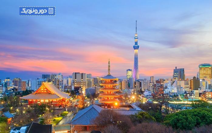 شرایط مهاجرت به ژاپن