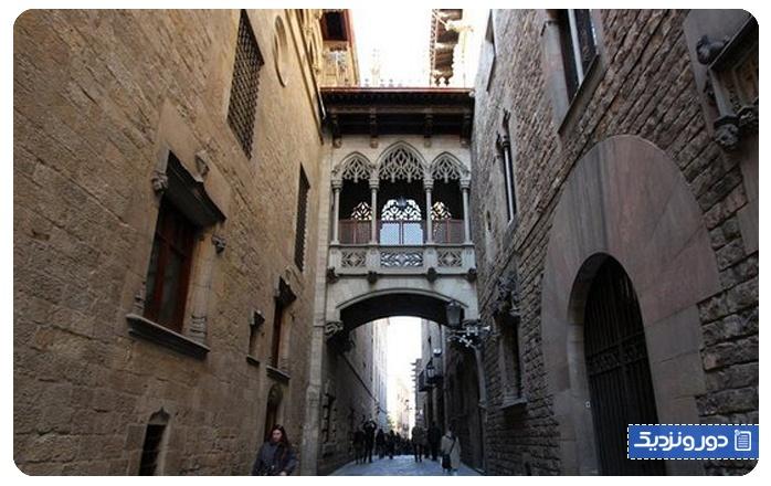 خیابانهای اسپانیا کرر دل بیسبه