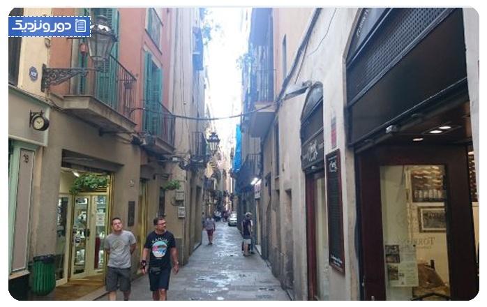 خیابانهای اسپانیا کرر پتریتکسول