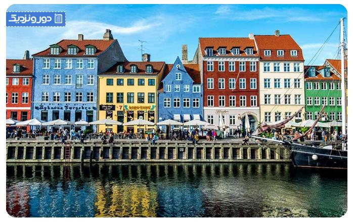 جاذبههای گردشگری رایگان کپنهاگ