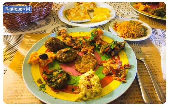 رستورانهای گیاهی استانبول
