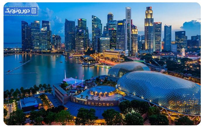 مهاجرت به سنگاپور