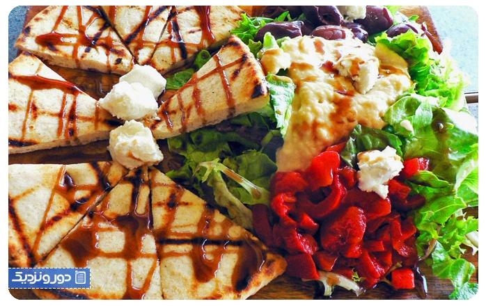 غذاهای سنتی یونانی