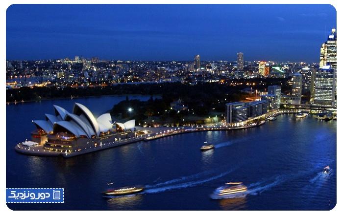 مهاجرت به استرالیا از طریق سرمایهگذاری