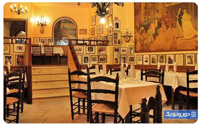 قدیمیترین رستورانهای بارسلون