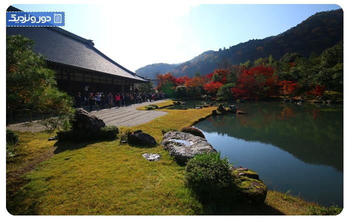 باغهای ذن ژاپنی باغهای ژاپنی