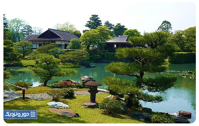 جاذبههای طبیعی کیوتو