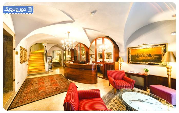 بوتیک هتلهای پراگ بوتیک هتل