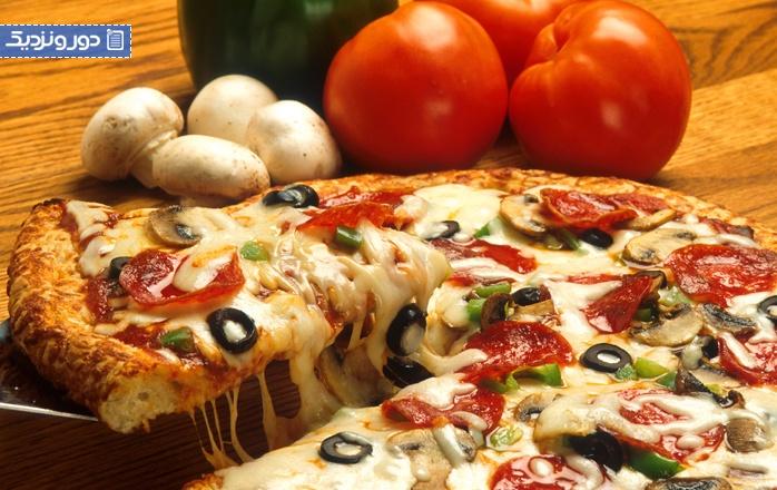 معرفی غذاهای سنتی ایتالیا