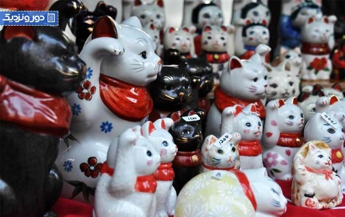 این بازارهای توکیو را از دست ندهید