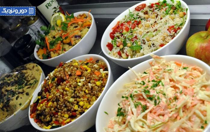 معرفی بهترین رستوران های گیاهی کیوتو