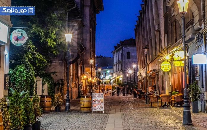 معرفی بهترین رستورانهای بخارست