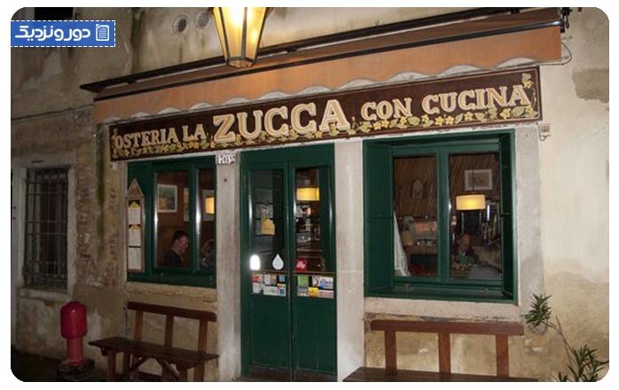 بهترین رستوران های ونیز غذاهای ونیزی
