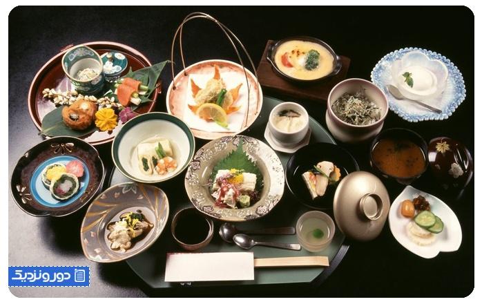 سفر انفرادی به کیوتو