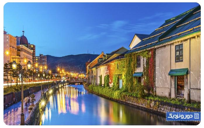 زیباترین شهرهای ژاپن