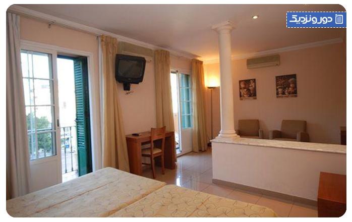 هتل های ارزان قیمت مالاگا