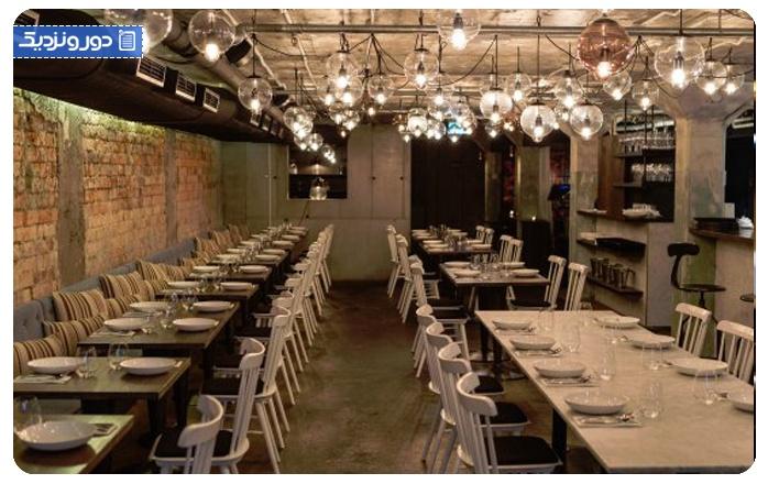 رستورانهای آوکلند