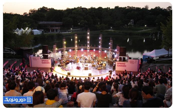 فستیوال های معروف سئول در فصل بهار