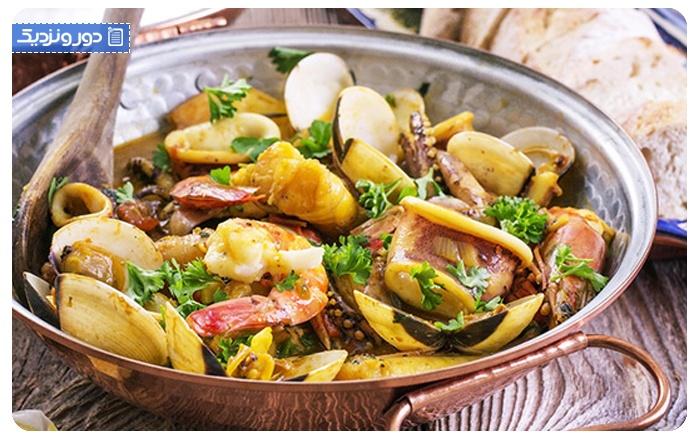 غذاهای سنتی کشور پرتغال
