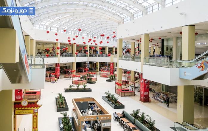 مراکز خرید ارزان دبی