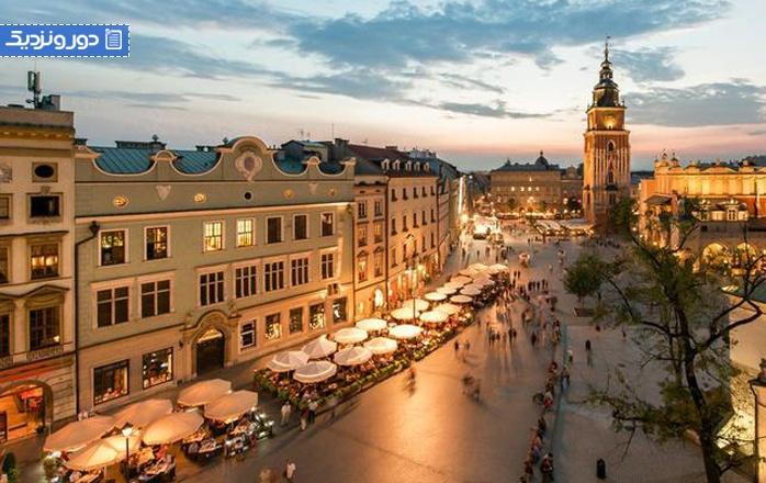 معرفی ارزان ترین شهرهای اروپا برای سفر