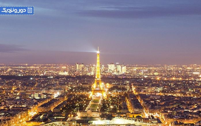 چرا فرانسه پر بازدیدترین کشور دنیا است؟
