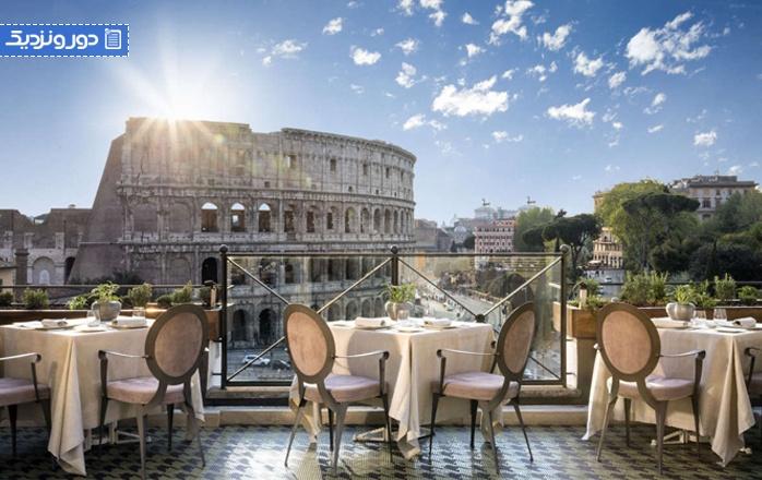 بهترین رستورانهای رم