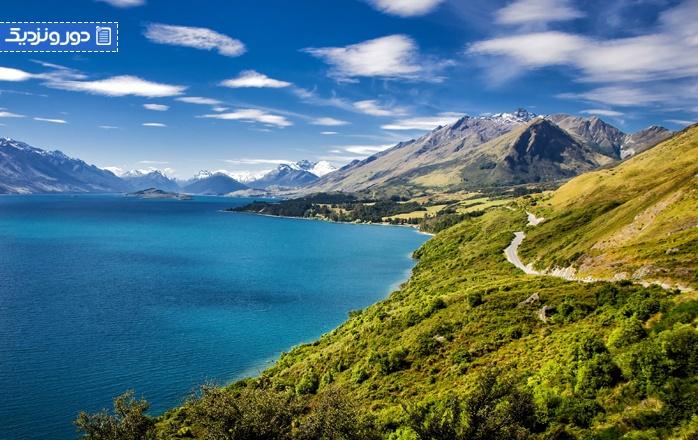 چرا باید حداقل یک بار هم که شده به نیوزلند سفر کنید